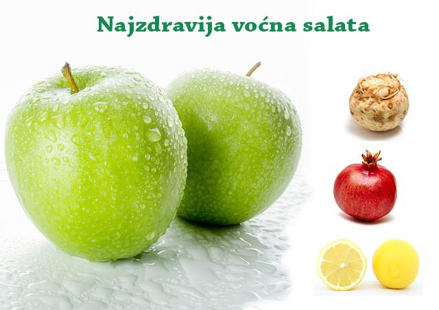 Najzdravija vocna salata